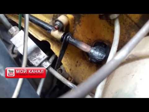 Как снять и установить тягу педали газа на Ниве ВАЗ 2121