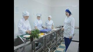 В феодосийском техникуме выпускников обучают профессии повара
