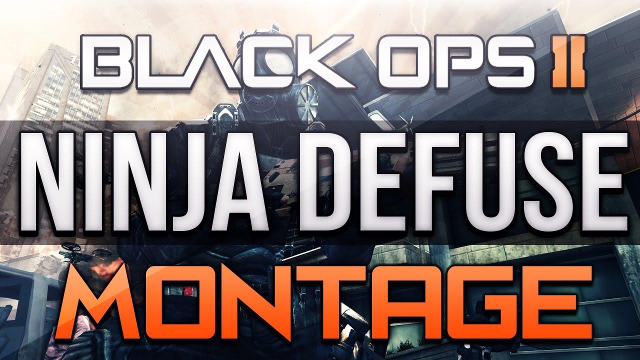 Cod bo ninja defuse youtube