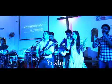 Tu Bade Main Ghatu || Shelley Reddy ||Live Worship || Cover - Jerold Gurung