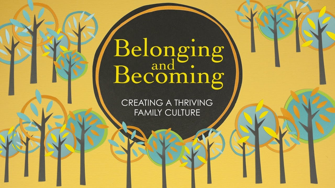 'Belonging and Becoming' by Mark and Lisa Scandrette