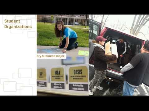 Oakland University's Business School Experience