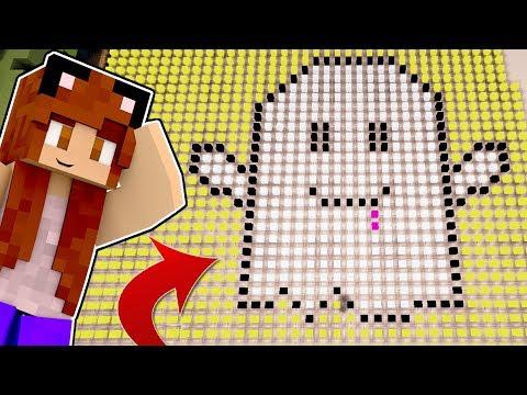 Only Heads Challenge! (Minecraft Build Battle)