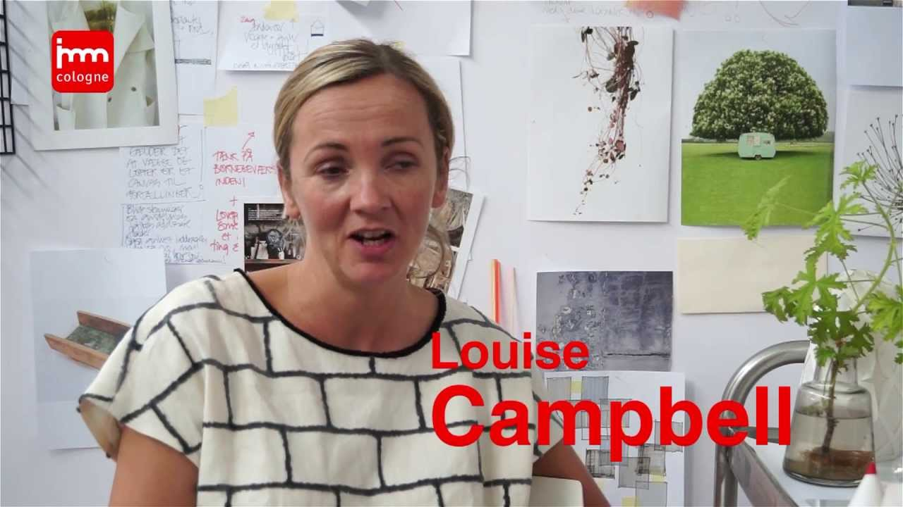 imm cologne louise campbell 39 s das haus 2014 trailer youtube. Black Bedroom Furniture Sets. Home Design Ideas