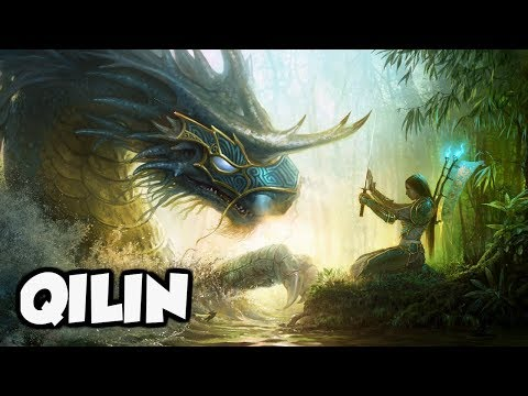 The Qilin/Kirin - The Chinese Unicorn - (Japanese/Chinese Mythology Explained)