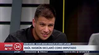 Raúl Hasbún se declaró inocente en caso de encubrimiento de abuso sexual