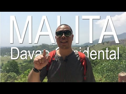 Visit Malita, Davao Occidental