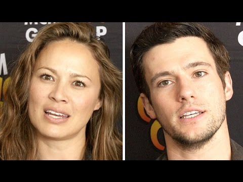 Falling Skies Drew Roy, Moon Bloodgood & Will Patton Interview