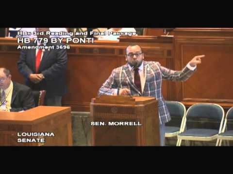 The most epic battle in the 2015 Louisiana legislature