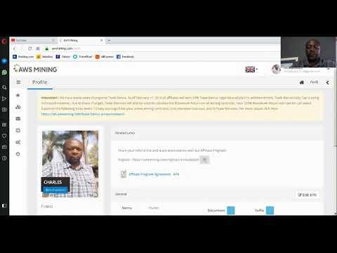 KYC Aws Mining Upload