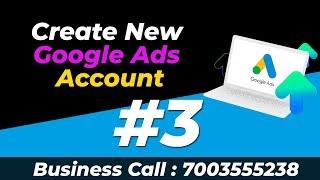 Yeni Google Reklamları Oluşturma 3 Hintçe Hesabı