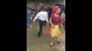 4th grade Salsa performance