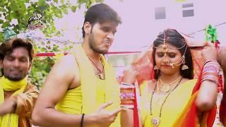 HD VIDEO - सलोनी के मम्मी कठुआ जइबू | Arvind Akela Kallu  और Chandani Singh का नया छठ तड़का
