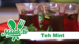 Gambar cover Teh Mint | Minuman #040