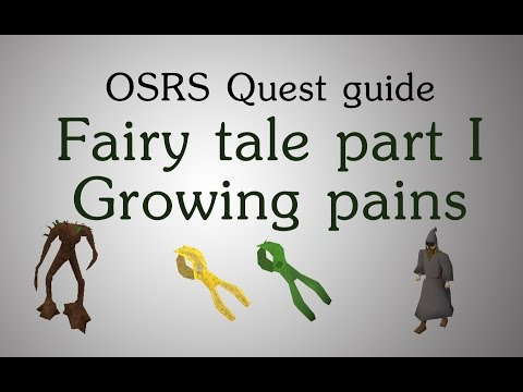 [OSRS] Fairy tale part 1 quest guide