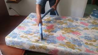 Mattress Cleaning - Magic Duster Cleaning Services  - www.mysofacleaner.com