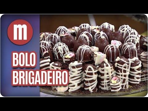Bolo brigadeiro - Mulheres (21/07/17)