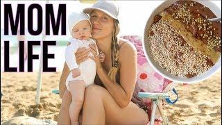 DAY IN MY MOM LIFEBest Vegan Ice Cream Recipe