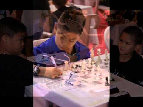 Thailand Junior chess championships 2014
