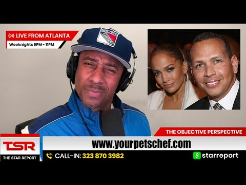 Jennifer Lopez and Alex Rodriguez Announce They're Not Breaking ...