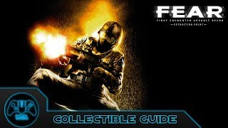 F.E.A.R Files - Extraction Point - All Phone & Boosters Guide
