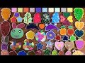 MIXING HOMEMADE WITH STORE BOUGHT SLIME || RAINBOW SLIMEFALL || WONDERFUL SLIME