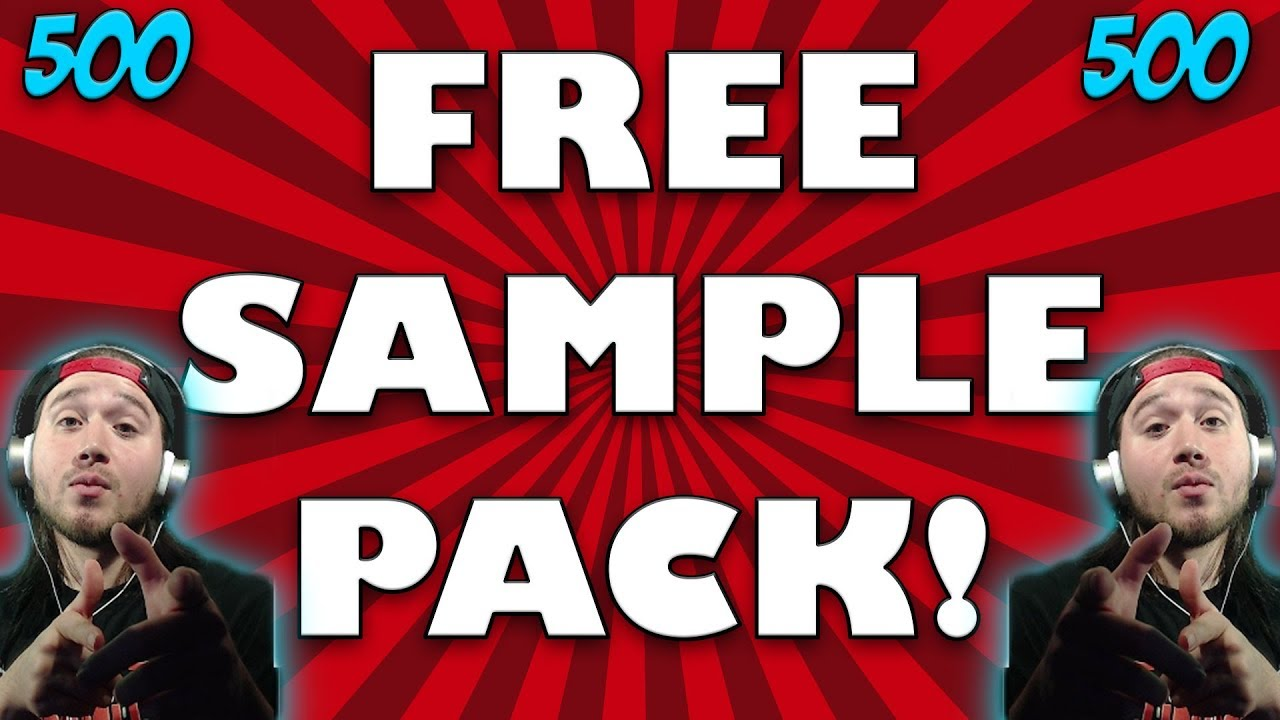 FREE SAMPLE PACK (Hip Hop/Trap)