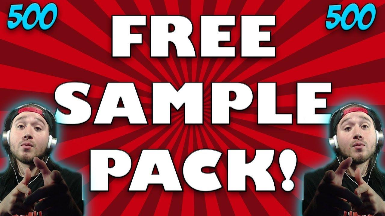 FREE SAMPLE PACK (Hip Hop/Trap)