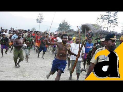 Puncak Jaya Papua Kembali Normal Pasca Kericuhan Pilkada 2017