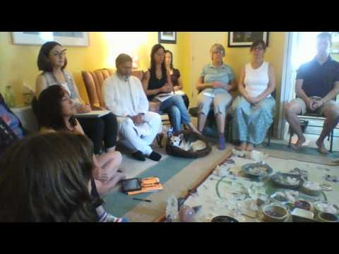 PranaShakthi Crystal Healing with Guruji Arun 2 of 2 - 6.26.16