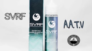 SVRF E LIQUID REVIEW. ( SATISFYING)