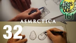 ASMR Let's Find Out / ASMRctica Collaboration: Grocery List