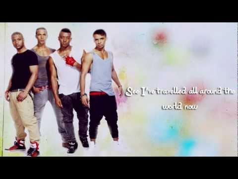 JLS - Close To You Lyrics Video