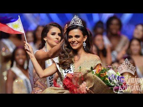 Miss Philippines Karen Gallman WINS the Miss Intercontinental 2018 CROWN!!! Mabuhay, PILIPINAS!