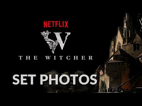 The Witcher Netflix - Photos from Set thumbnail