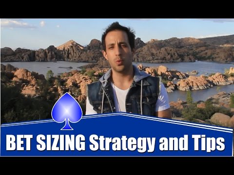 Bet Sizing Strategy and Tips [Ask Alec]