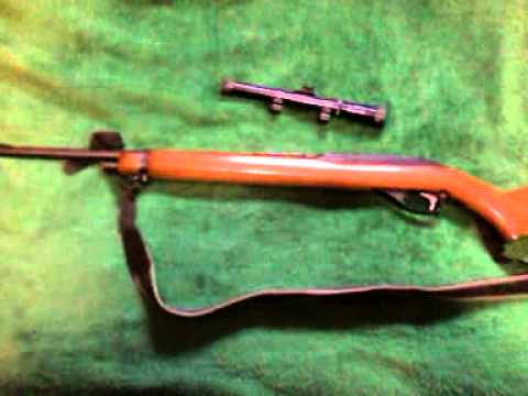 Marlin Glenfield Model 75 Review from YouTube · Duration:  8 minutes 59 seconds