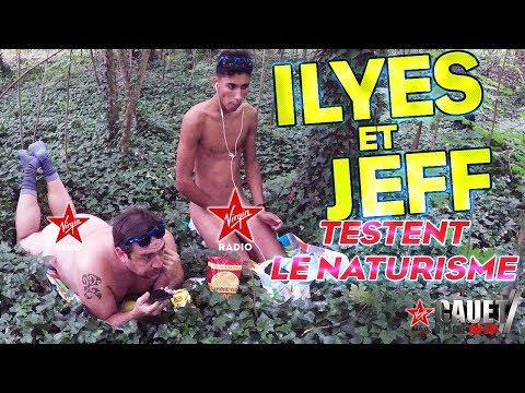 ILYES ET JEFF TESTENT LE NATURISME