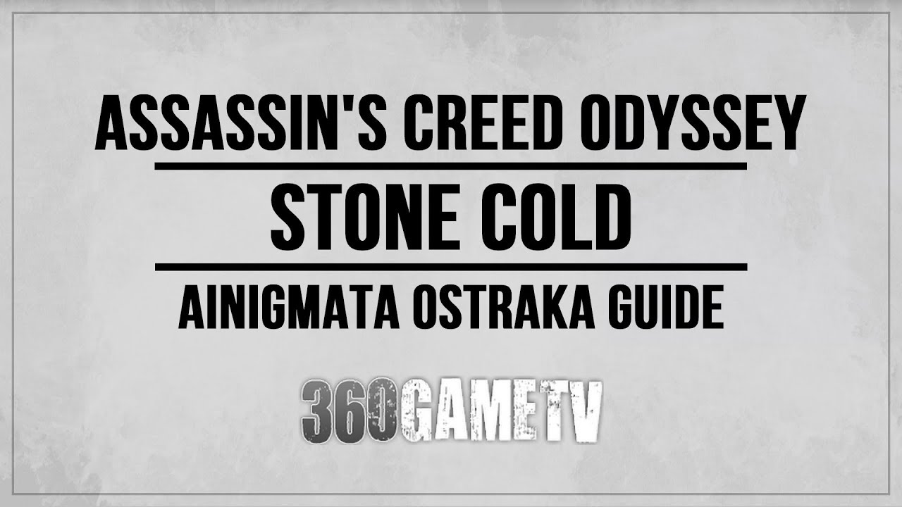 Assassin S Creed Odyssey Ainigmata Ostraka Puzzles All Locations And Solutions Page 8 Of 8 Games Guides