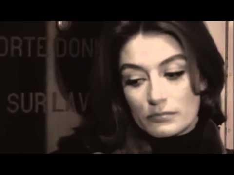 1966 Escena Film Un Homme et Une Femme