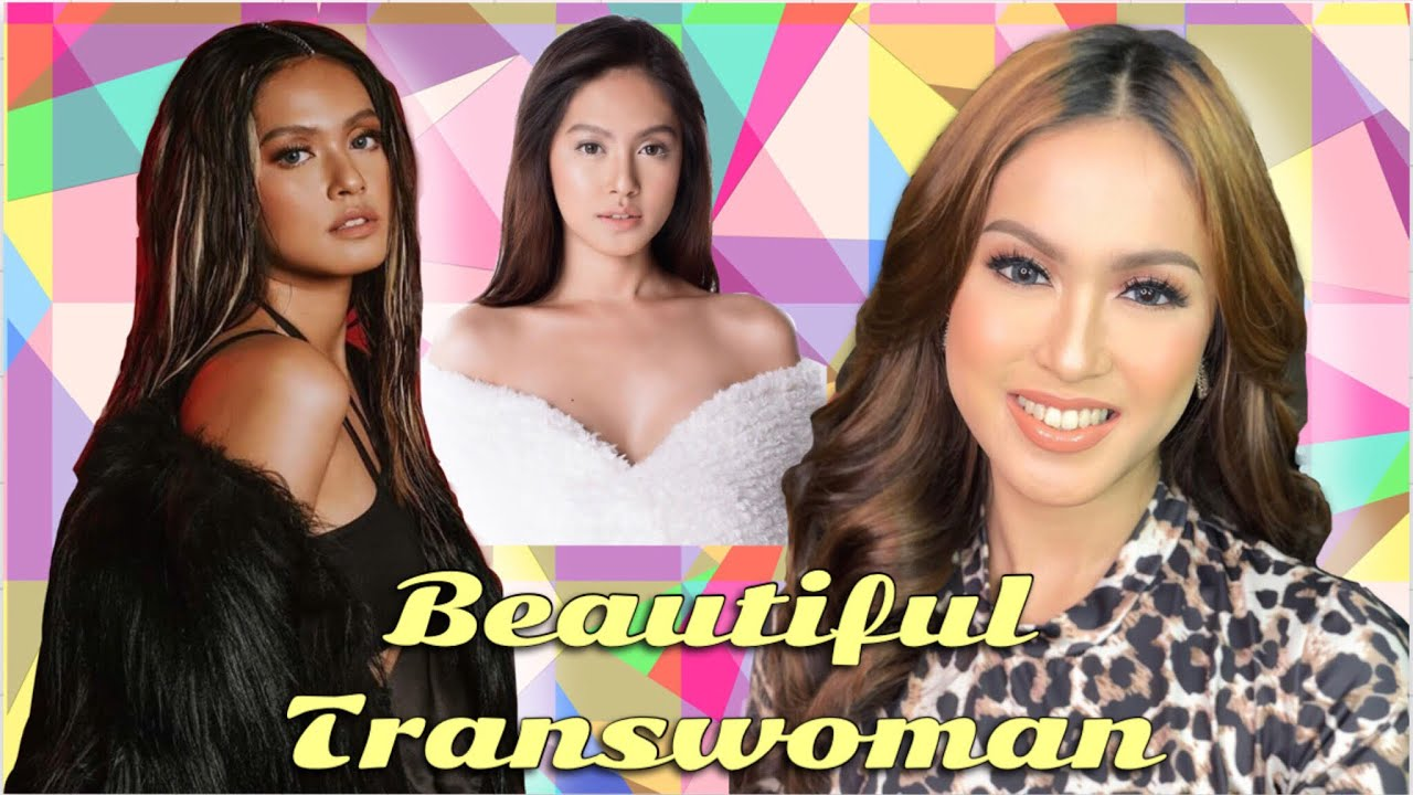 Beautiful Transwoman/Ladyboy in the Philippines|Lars pacheco🌈 world Lgbtq entertainment