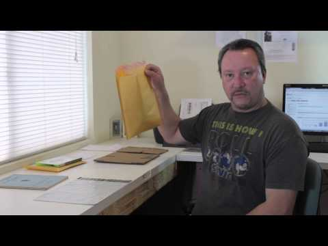 eBay Tips: Shipping USPS First Class Mail