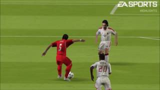 FIFA 2005 PSP Gameplay HD