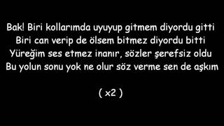 Norm Ender Sözler Şerefsiz Oldu (Lyrics)