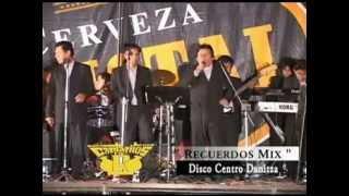 CANTARITOS DE ORO - DE BERNAL PIURA (  RECUERDOS MIX )