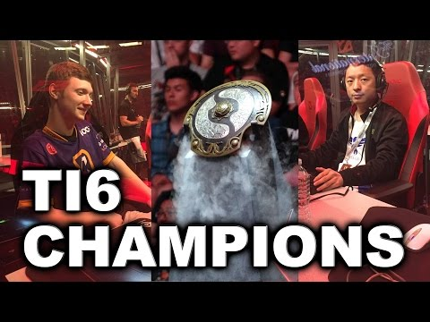 DC vs WINGS - THE INTERNATIONAL 2016 CHAMPIONS DOTA 2