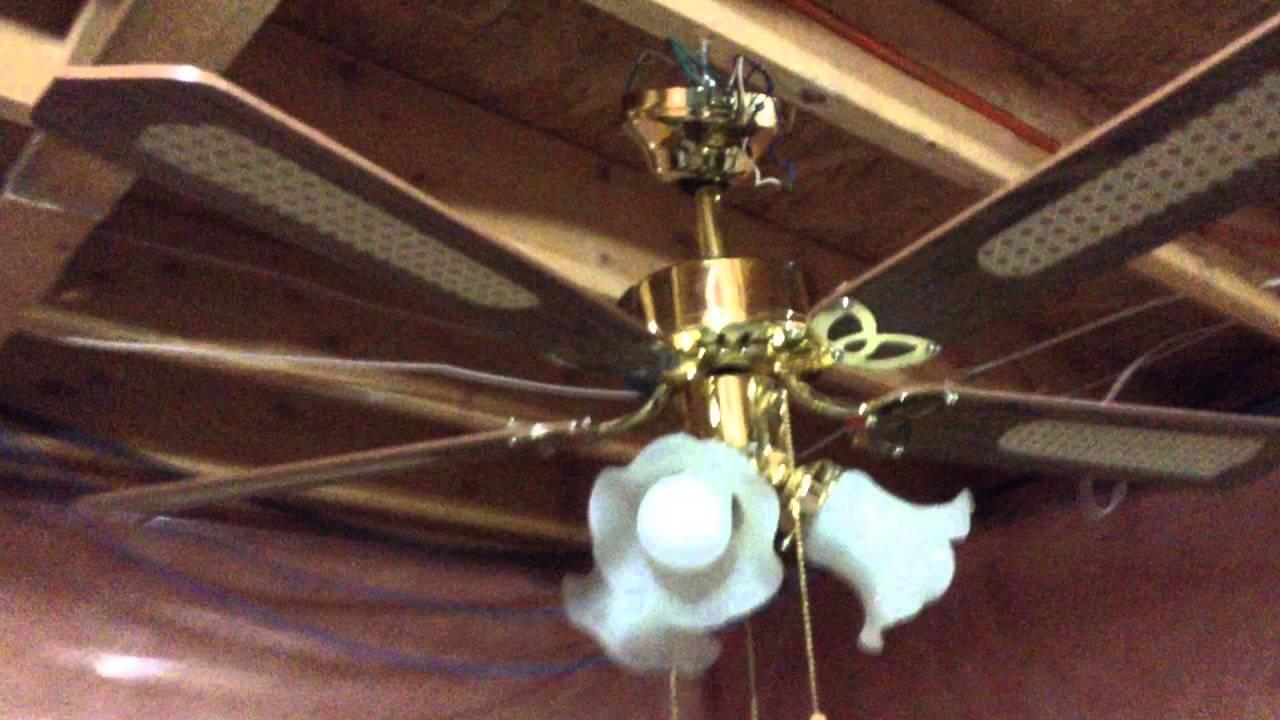 42 canarm traditional ceiling fan youtube 42 canarm traditional ceiling fan aloadofball Gallery