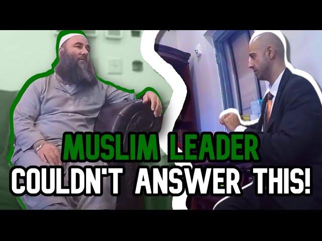 Street Preacher Sits Down With Muslim Sheikh & Surprises Him