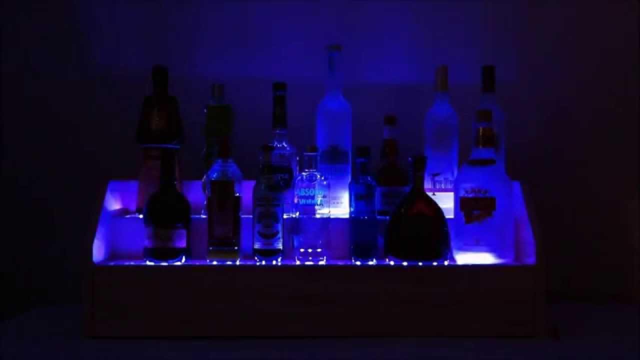 Blue Led Display