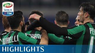 Lazio - Sassuolo  0-2 - Highlights - Matchday 27 - Serie A TIM 2015/16